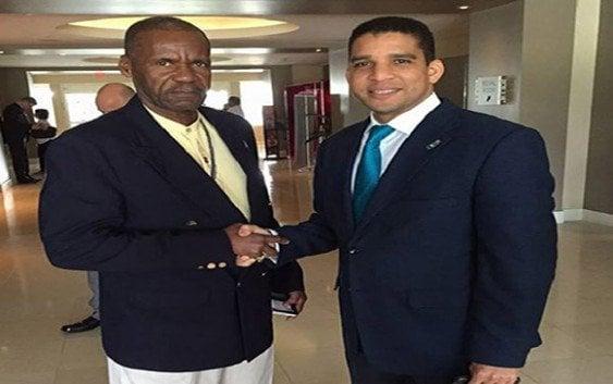 Federaciones baloncesto RD y Haití sostienen reunión