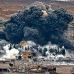 Rusia bombardea Siria por segundo día consecutivo