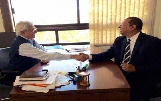 Superintendencia de Bancos firma acuerdo con Uruguay