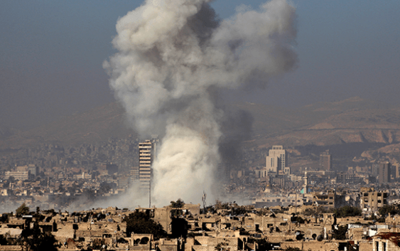 Muere comandante Al Qaeda durante bombardeo en Siria
