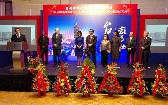 República de Taiwán Celebra 104 aniversario