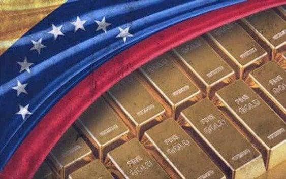 Venezuela en situación critica; Acude venta oro para cubrir falta dinero