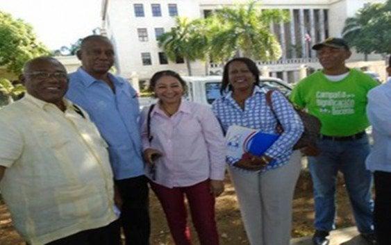 Xiomara Guante unifica planchas para recuperar ADP