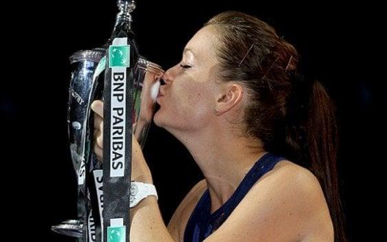 Polaca Agnieszka Radwanska gana final WTA