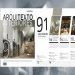 Revista Arquitexto retoma el diseño, patrimonio e interiorismo