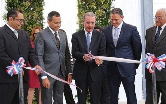 Inauguran Centro de Diagnostico e Imágenes Médicas en Santiago