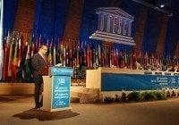 Ministro de Cultura RD plantea UNESCO priorice lucha lograr Paz mundial