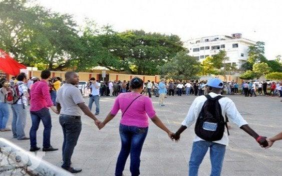 Educación Digna repudia represión Gobierno Danilo a protestas anti-corrupción