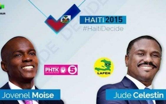 Resultados elecciones Haití no lo cree NADIE; Habrá segunda vuelta
