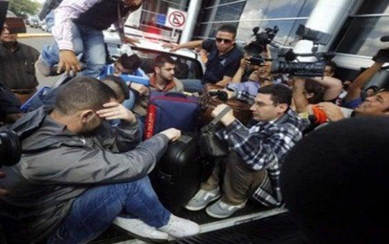 Sirios apresados Honduras y Paraguay usaron pasaportes robados; no son terroristas