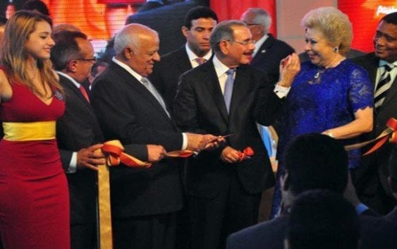 Inauguran Industria Cárnica Nacional en La Vega