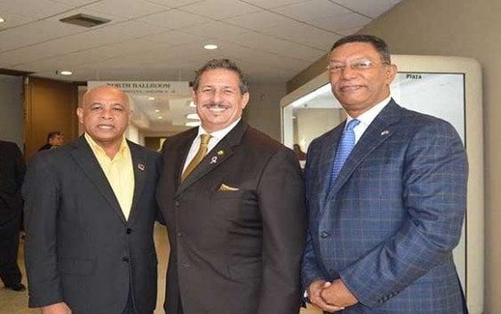 Comisionado Díaz destaca influencia comercio y negocios Miami-Dade y República Dominicana