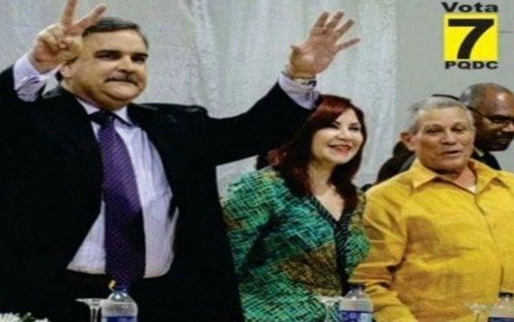 PQDC proclama Elías Wessin Chávez candidato presidencial 2016