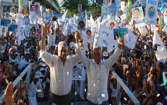 PRD proclama Francisco Fernández candidato alcalde Santo Domingo Norte