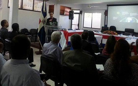 PRSD realiza conferencia sobre Cambio Climático