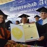 UASD San Francisco de Macorís gradúa 424 profesionales