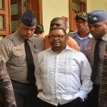 Un año de prisión presidente Unatrafin por sicariato y lavado