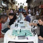 FDA y Mitur celebraron VI Torneo de Ajedrez Conde Peatonal