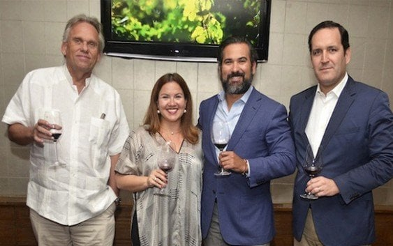 Álvarez & Sánchez presenta vinos argentinos Alpasión