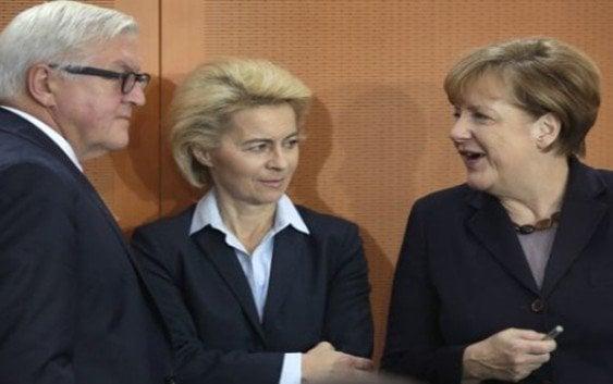 Alemania anunció su unión contra el Estado Islámico