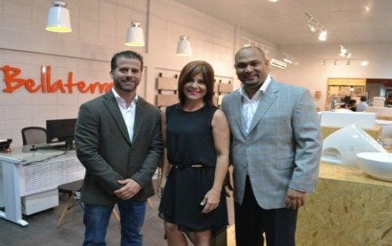 Bellaterra Cerámicas con nuevo showroom