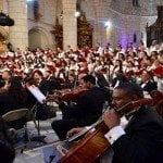 XXVII Concierto de La Natividad del Señor ofrecerá estrenos mundiales