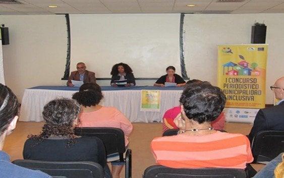 Invitan a participar en concurso periodístico Municipalidad Inclusiva