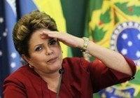 Dilma Rousseff será sometida a juicio político bajo sospecha de corrupción