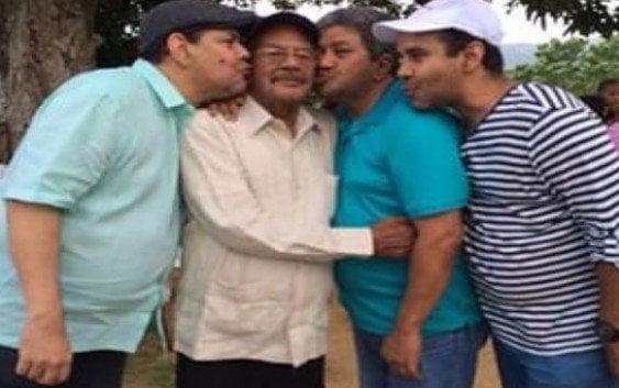 Infarto al corazón cobra la vida del padre de Fernando Villalona