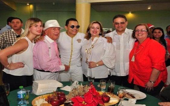 Grupo Mejía Arcalá festeja Navidad con empleados