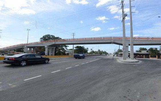 MOPC abre al tránsito obras en Las Américas, Boca Chica