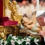 Papa Francisco: En una sociedad ebria de placeres el Niño llama a una vida sobria
