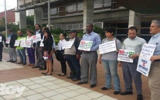 Poder Ciudadano: Saneamiento «justicia» debe iniciar por Altas Cortes