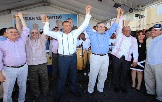 Abinader proclama candidatos de El Seibo