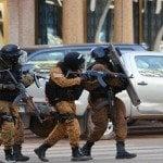 Ascienden a 29 asesinados y alrededor 100 heridos por malditos cobardes