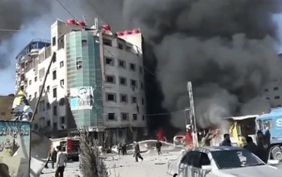 Alrededor 60 muertos y mas de 100 heridos por coche bomba