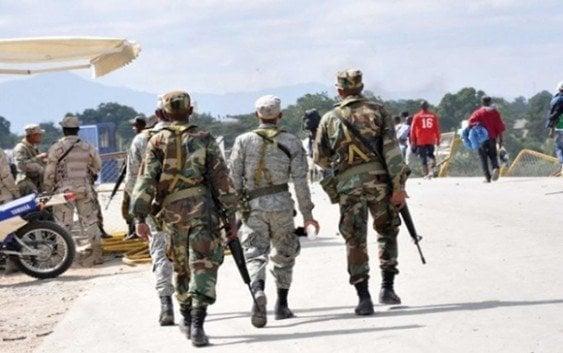 Apresan miembros patrulla mató haitiano en Monte Cristi