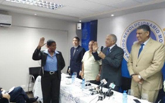 Renuncia del PLD ex-gobernadora de Samaná y pasa apoyar al PRM