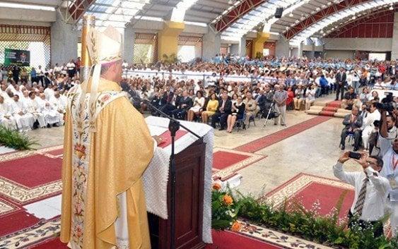 Arzobispo: No solo por degenerados, sino por delincuentes NO se debe votar