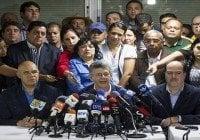 Henry Ramos Allup nuevo presidente Asamblea Nacional