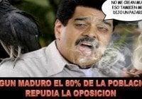 Maduro ¿se fumó una lumpia?