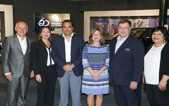 Autozama y Mercedes-Benz festejan 60 aniversario