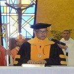 Padre Ramón de la Cruz Baldera: 25 años consagración sacerdotal y académica
