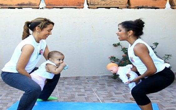 Madre S.O.S inicia año con Jornada de Pilates