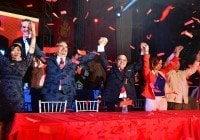 Vídeo: PRSC proclama a Luis Abinader su candidato presidencial
