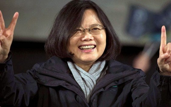 Danilo felicitó presidenta electa de República China, Taiwán