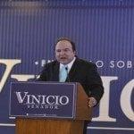 Vinicito asegura ausencia Danilo en debate le bajará 10 puntos