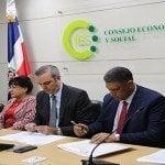 Coalición respalda Abinader suscribe compromiso ético en conducción del Estado