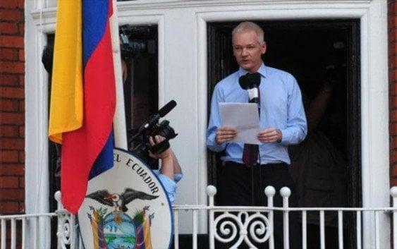 ONU: Detencion de Assange es «arbitraria e ilegal»