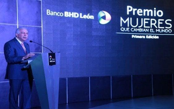 BHD León tiene abierta postulaciones Mujeres que Cambian el Mundo